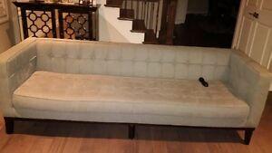 urban barn grey couch