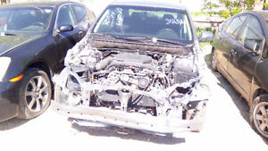 Parting out a 2010 Subaru Legacy 2.5i
