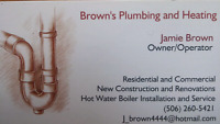 Browns plumbing and heating