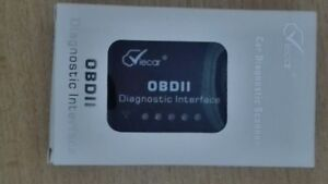 VIECAR OBD2 ENGINE SCANNER FOR iPHONE, iPAD, PC. BRAND NEW!