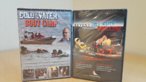 2 Boaters Survival Videos: Cold Water Boot Camp 1 & 2