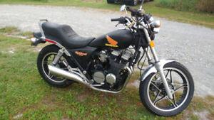 1984 Honda Knighthawk 550