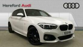 image for 2019 BMW 1 Series 118i [1.5] M Sport Shadow Ed 5dr Step Auto Petrol Hatchback Ha