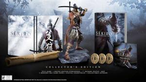 Sekiro Shadows Die Twice Xbox Collectors edition with bonus