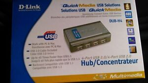 D-Link Hub - BRAND NEW in Box!  *REDUCED* Kitchener / Waterloo Kitchener Area image 1