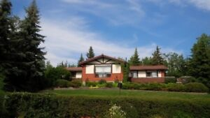 Beautiful home with Mountain Views west of Bowden