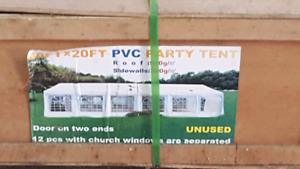 wedding tent brand new 40 by 20