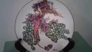 'Winged Fantasies Collector plate'   design by Toller Cranston Kingston Kingston Area image 1
