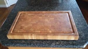 Larchwood Cutting Board