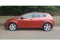2009/09 Seat Leon 1.4 TSI Sport Only 34000mls 1YRS MOT FSH 2 Prev Owner Ruby Red