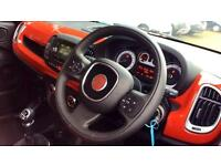 2016 Fiat 500L 1.4 Pop Star 5dr Manual Petrol Hatchback