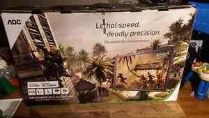 AOC G2460PG  144hz G-SYNC gaming monitor