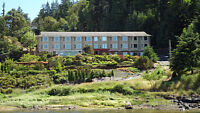 Vacation condo for sale Quadra Island