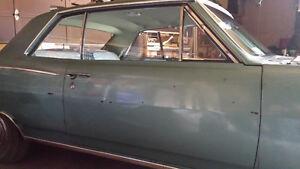 1965 Beaumont Custom 2drht