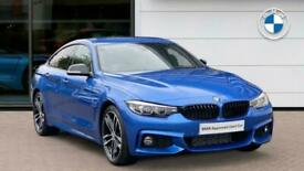 image for 2020 BMW 4 Series 420d [190] M Sport 5dr Auto [Professional Media] Diesel Hatchb