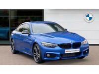 2020 BMW 4 Series 420d [190] M Sport 5dr Auto [Professional Media] Diesel Hatchb