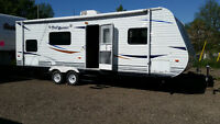 2011 HEARTLAND 26FQB TRAIL RUNNER! MINT CONDITON!