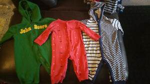 Carter's baby boy clothes 3-6 months