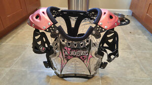 Ladies chest protector
