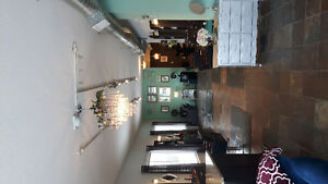 Trendy salon for sale in Invermere B.C.
