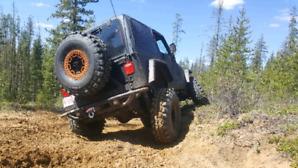 jeep tj 97 4x4 machine