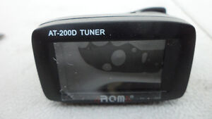 Clip on Electronic Guitar Tuner $10.