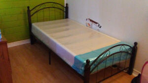 Like New Twin Bed Frame