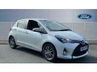 2015 Toyota Yaris 1.33 VVT-i Icon 5dr Petrol Hatchback Hatchback Petrol Manual
