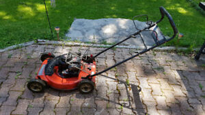 Used Noma brute lawnmower