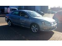 2011 Volkswagen Passat 2.0 TDI Bluemotion Tech SE 4dr Manual Diesel Saloon