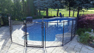Removable safety pool fence,Made in US,$17.00/ft installed