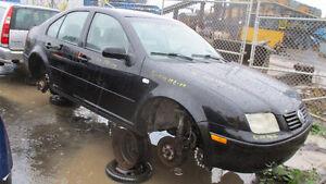 Volkswagen Jetta 2000 - Dispo pour pièces chez Kenny Laval !