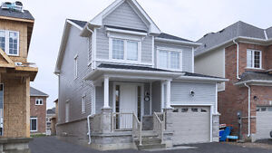 BRAND NEW HOUSE IN BOWMANVILLE FOR RENT!!