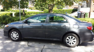 2011 Toyota Corolla Sedan tested and certified