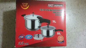 BRAND NEW Royal Germany Pressure Cooker
