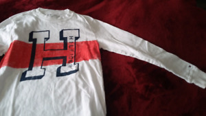 Tommy Hilfiger boys tops 8-10 years $ 45