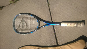 Dunlop Aerogel 4D Pro GT-X Squash Racket