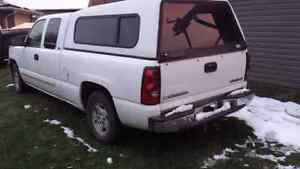 Parting out 2004 Chev