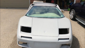 2001 Lamborghini Diablo 6.0 VT Replica *Fiero Project*