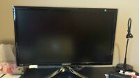 """Samsung 24"""" LED monitor """"Mint condition!"""""""