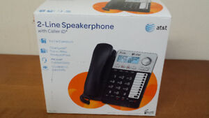 AT& T Office telephones for sale, set of 2.