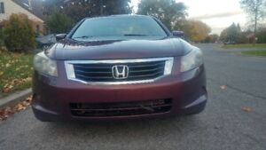 Accord EX_Rare Condition No Rust+ Winter Tires+ Remote Starter