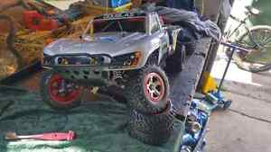 Rc traxxas slash