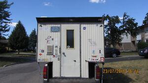 Older Slide In Truck Camper Kitchener / Waterloo Kitchener Area image 2