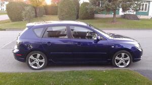 2005 Mazda Mazda3 HASHBACK Autre