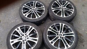 Selling 114.3 17 inch rims