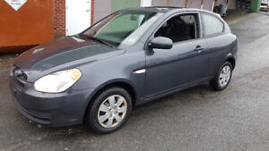 2011 Hyundai Accent 2dr. Auto new 2yr. mvi. Loaded