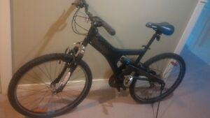 Raleigh Serengeti Mens 21 Spd Full Suspension Mountain Bike New