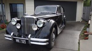 Jaguar Mark V 2.5l Saloon Mount Martha Mornington Peninsula Preview