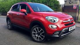 2016 Fiat 500X 1.4 Multiair Cross Plus 5dr Manual Petrol Hatchback